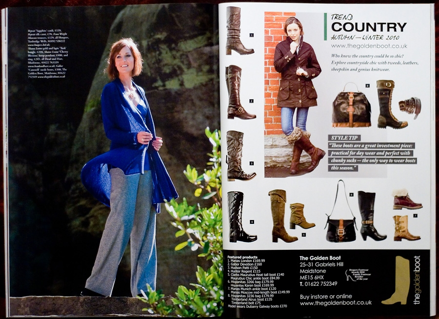 trend country advert